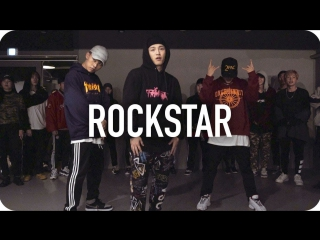 1million dance studio rockstar - post malone (ft. 21 savage) / junsun yoo choreography
