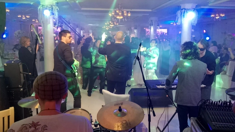 Цыганская свадьба Алексея и Арнелы г Ростов второй день