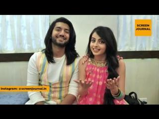 Ishqbaaz - Omkara & Gauri's Gift To Fans - O Saathiya Song.mp4