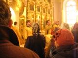 Символ веры. 15 января 2015 г. Служба в день 100-летия памяти игумении Таисии (Солоповой).