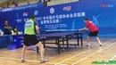 Jan Ove Waldner vs He Zhi Wen | 2017 CTTA Grand Finals