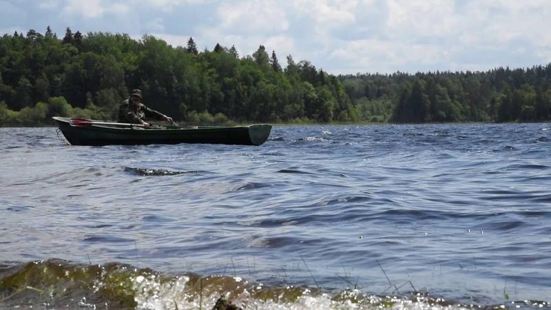 Озеро Сапшо Смоленская область
