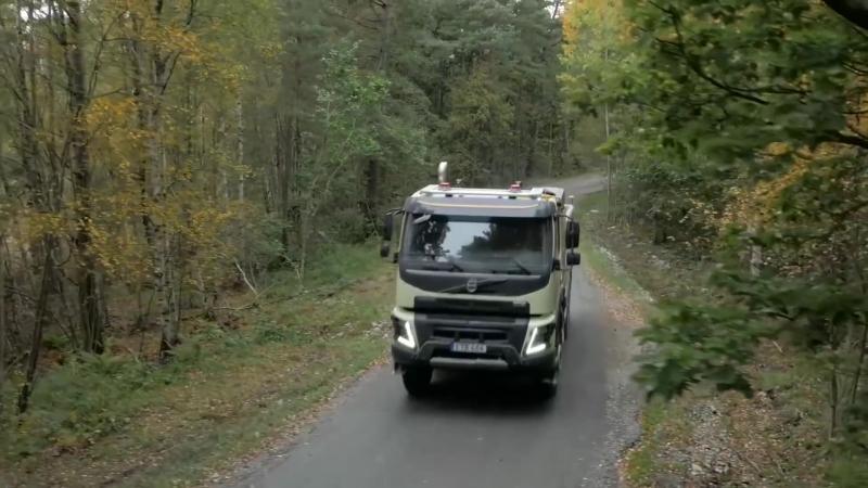 АКПП Volvo I Shift революционное решение для перевозки сверхтяжелых грузов до 325 тонн
