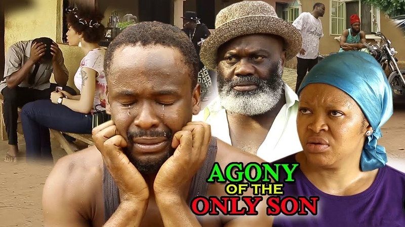 Agony Of The First Son Season 1 - Zubby Michael 2018 Latest Nigerian Nollywood Movie | Full HD