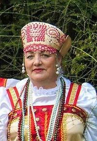Людмила Патрина