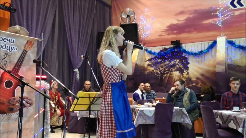 Анна Герман - Süßer die Glocken nie klingen (7.01.18)