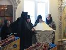 Душе моя душе мой поют сестры клироса Борисовского Тихвинского монастыря