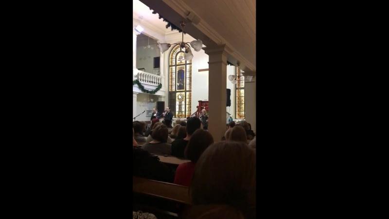 2017.12.22 JP Leppäluoto - Varpunen jouluaamuna (Helsinki, joulukonsertti)