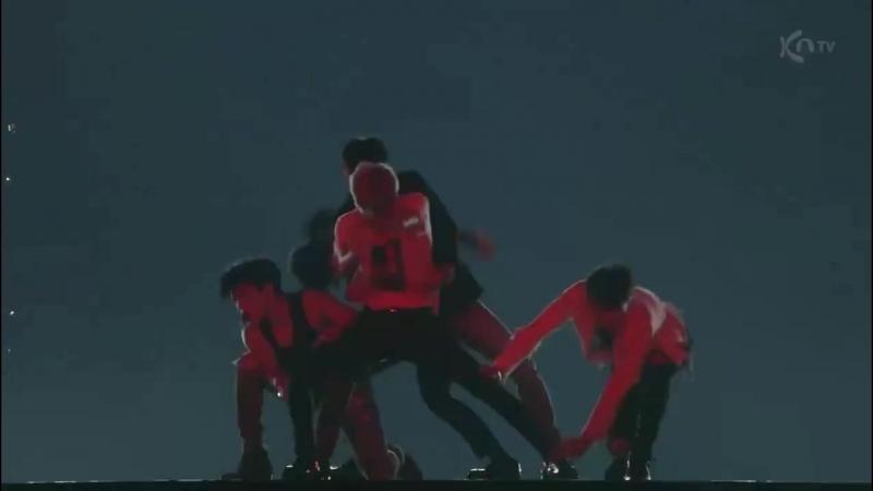 180922 SMTown Ⅵ Taemin Minho 2min Everybody (2017 год)