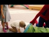 День рождения Вани с Человеком-пауком и Феей Винкс в честь 5-летия!!!