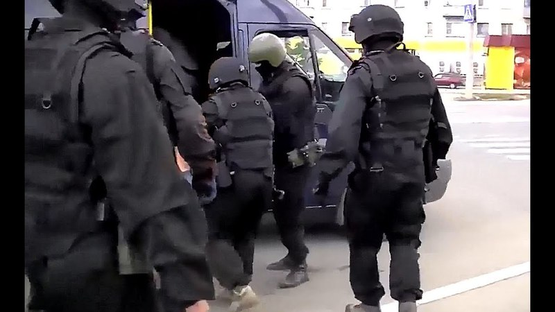 СПЕЦНАЗ ПОЛИЦИИ РАБОТАЕТ задержание грабителей оперативная съёмка