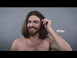 Как менялись мужские причёски за последние 100 лет