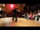 Fausto Carpino y Stephanie Fesneau Milonga El Garrón Paris 3 5