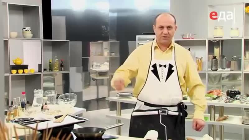Яичница-глазунья _ рецепт от шеф-повара _ Илья Лазерсон _ Обед безбрачия ( 360 X 640 ).mp4