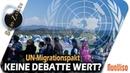 Globaler Migrationspakt - Keine Debatte wert? - SteinZeit mit Erich Hambach Peter Herrmann