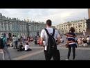 14 Пропаганда ЯнКо 5 в Санкт Петербурге Часть 2 Визитки