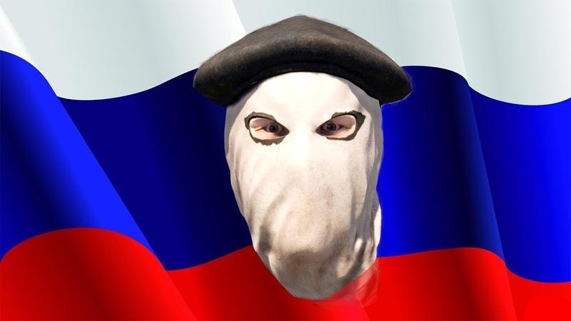 Гимн России в CS GO