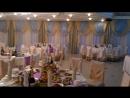 зал Белый рояль с куполом! свадьба 16.12 ведущий Валерий Браницкий тамада омск