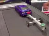 Распределение веса в динамике