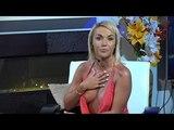 Jenny Scordamaglia Miami TV host in live show full episode