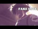 Historia X Levi - FAKE LOVE