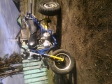 Трицикл с мопеда Орион
