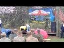 Выступление спортсменов клуба Knife Thrower г. Моздока перед военнослужащими ,н.п. Серноводск.