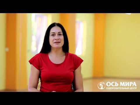 Приглашение на женскую интимную гимнастику в Оздоровительный Центр Ось Мира. Анапа