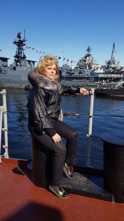 Наталья Рыбачук