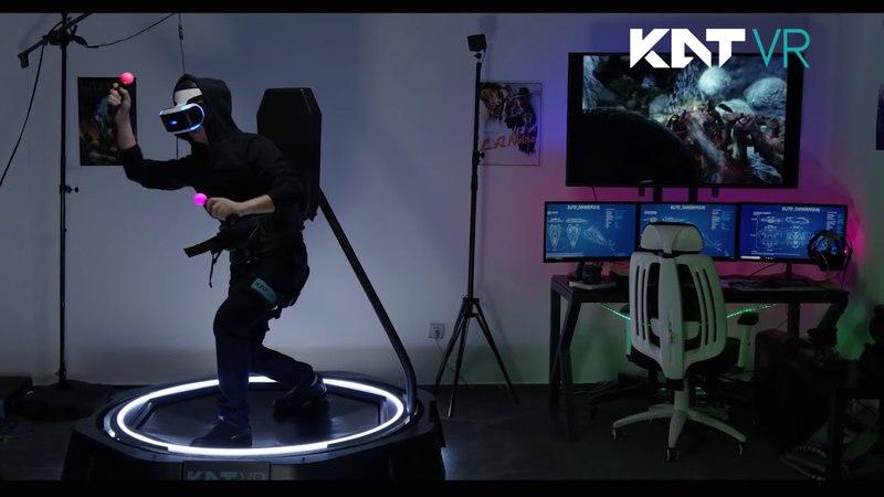Kat Walk mini Уникальная технология! О продукции на сайте компании www.katvr-russia.ru
