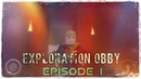 Прохождение Obby ( Episode I )