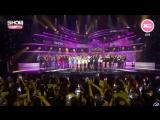 180815 Red Velvet - Power Up No.1 @ Show Champion