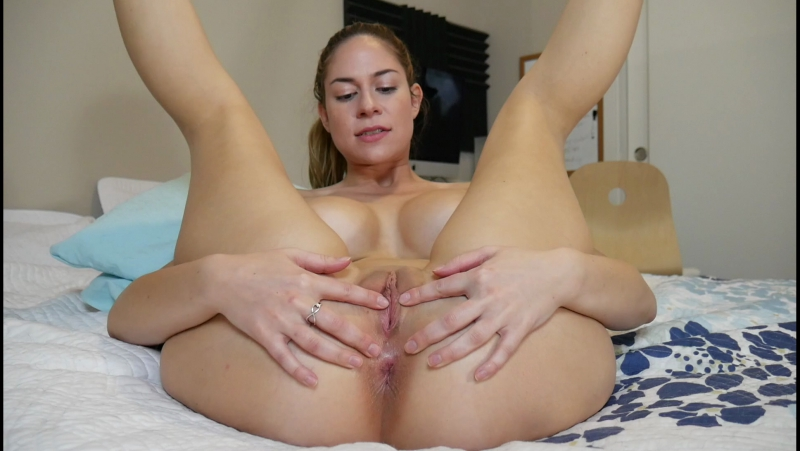 Ashley Alban - Jerk To Ashs Asshole (1080p) [Amateur, Busty Teen, Solo, Masturbation, Anal, Fingering, Ass Spreading, Close-Up]