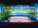 Coro cristiano  Himno del Reino (I) El reino desciende entre los hombres El Reino de Dios ha venido