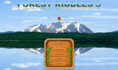 Лесные загадки 3 | Forest Riddles 3 (En)
