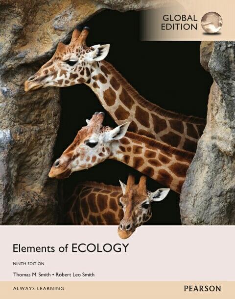 Elements Ecology Robert Smith (Author),