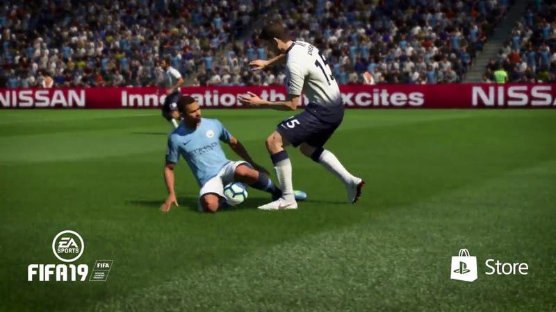 FIFA 19 обратный отсчет до запуска