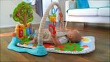 VTech Little Friendlies Glow &amp Giggle Playmat