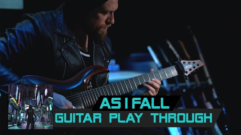 Andy James - As I Fall Play Through (Play Through)