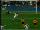 Реал Мадрид 1-1 Валенсия. Чемпионат Испании 2003-2004. 24 тур