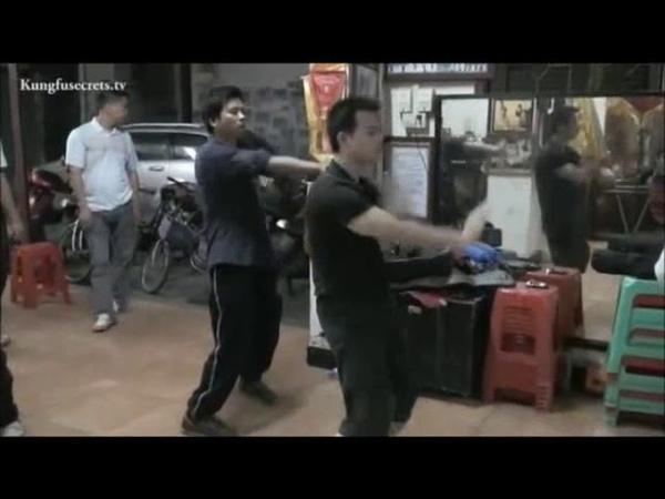 Yiu Choi Yiu Kay Wing Chun Biu Tze