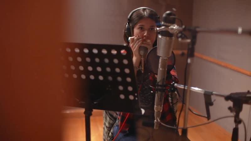 Xime Monzon My Harp My Soul