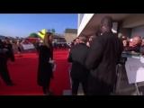 Martin Freemans enjoying the sun on the BAFTATV red carpet