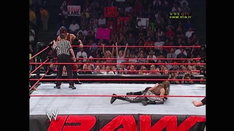 [WWE QTV]☆[WWE RAW[Фоменко]23.09.02]TheUnAmericans Christian Lance Storm vs The Hurricane Kane]