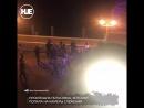 В Геленджике на видео попала массовая драка у ночного клуба