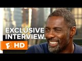 McConaughey and Elba Discuss Their Bucket Lists - The Dark Tower (2017) Interview All Access