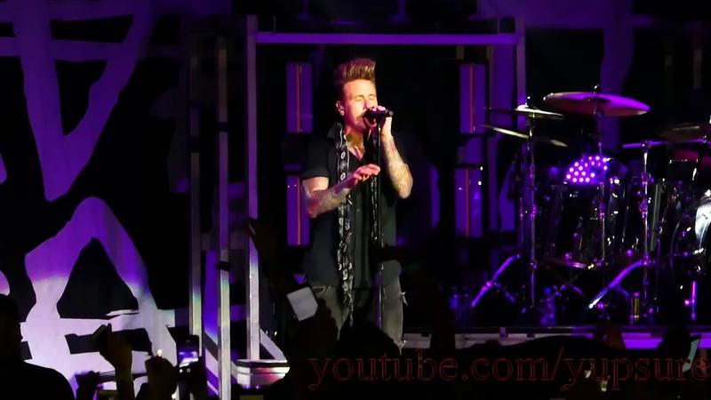 Papa Roach Periscope Live HD PPL Center