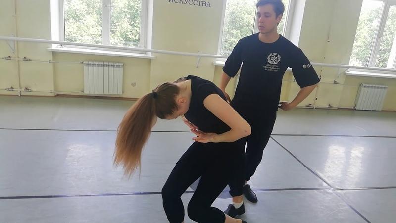 Танец к спектаклю Фантазии Фарятьева