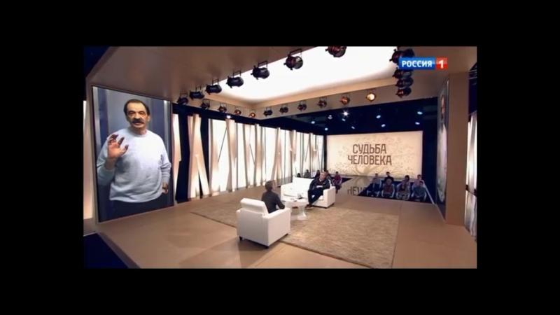 Юрий Стоянов. Судьба человека с Борисом Корчевниковым (отрывок передач)