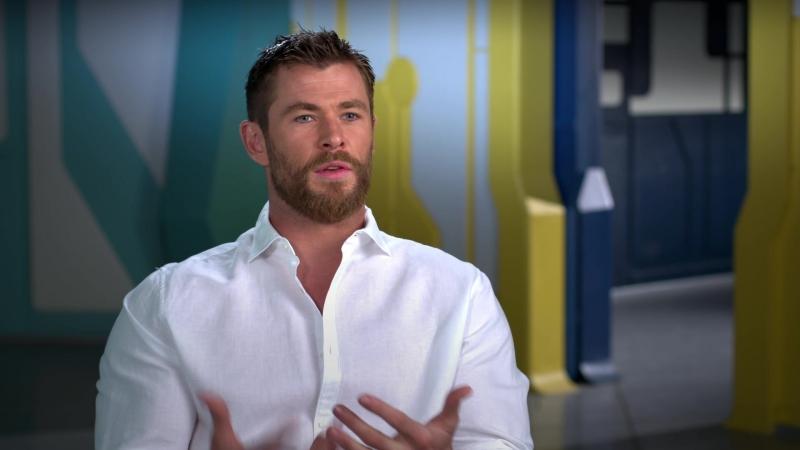Thor Ragnarok Getting in Touch With Your Inner Thor смотреть онлайн без регистрации
